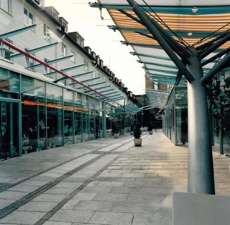 Hafenmarktpassage Heilbronn